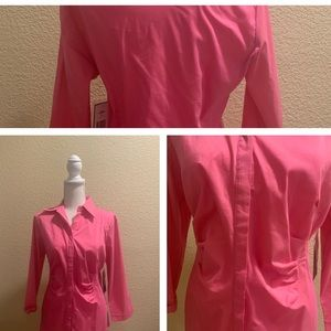 Kim Rogers Woven and Knit Pink Ultimate Fit